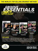 Tommy Igoe - Groove Essentials 1.0/2.0 Complete: Includes 2 Books, 2 Posters and Online Audio and Vi