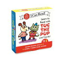 Learn to Read with Tug the Pup and Friends! Box Set 1: Guided Reading Levels A-C...