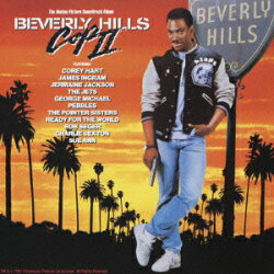 「ビバリーヒルズ・コップ2」オリジナル・サウンドトラック