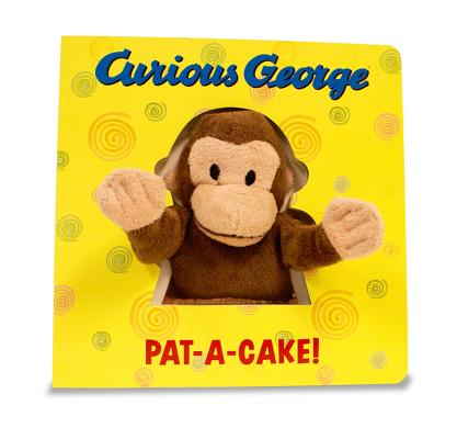 Curious George Pat-A-Cake! [With Curious George Puppet] CURIOUS GEORGE PAT-A-CAKE-BOAR (Curious George) [ H. A. Rey ]