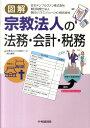 図解宗教法人の法務・会計・税務 [ 日本テンプルヴァン株式会社 ]
