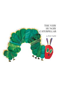 VERY HUNGRY CATERPILLAR,THE(BB