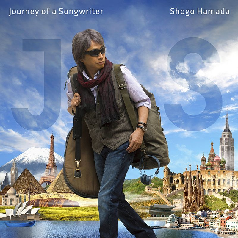Journey of a Songwriter 〜 旅するソングライター(期間生産限定盤 2CD) [ 浜田省吾 ]