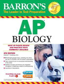 Barron's AP Biology , 6th Edition [With CDROM]