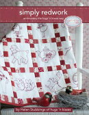 Simply Redwork: Embroidery the Hugs 'n Kisses Way