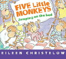 FIVE LITTLE MONKEYS JUMPING ON THE BED(B