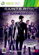 Saints Row The Third: The Full Package Xbox360版