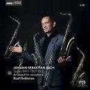 【輸入盤】無伴奏チェロ組曲全曲 ラーフ・ヘッケマ(サクソフォン)(2SACD)