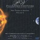 【輸入盤】New American Masters Vol.6-works For Flute, Clarinet & Piano: Palisades Virtuosi