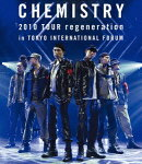 CHEMISTRY 2010 TOUR regeneration in TOKYO INTERNATIONAL FORUM【Blu-ray】