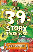 The 39-Story Treehouse: Mean Machines & Mad Professors!