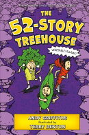 The 52-Story Treehouse: Vegetable Villains!