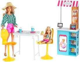 バービー(Barbie) アイスクリームショップ GBK87