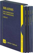 【輸入楽譜】ブラームス, Johannes: 交響曲集/Struck, Pascall編: 原典版中型スコア