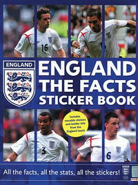 EnglandtheFactsStickerBook:AlltheFacts,AlltheStats,AlltheStickers![WithStickers]