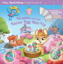 Whisker Haven Tales with the Palace Pets: Nuzzles and the Easter Egg Mix-Up: Read-Along Storybook an