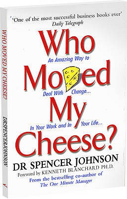 WHO MOVED MY CHEESE?(B) [ SPENCER JOHNSON ]