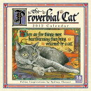 The Proverbial Cat Calendar: Feline Inspirations