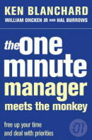 ONE MINUTE MANAGER MEETS THE MONKEY,THE