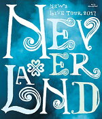 NEWSLIVETOUR2017NEVERLAND(Blu-ray通常盤)【Blu-ray】[NEWS]