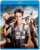 PAN〜ネバーランド、夢のはじまり〜【Blu-ray】