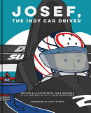 Josef, the Indy Car Driver: Coloring Book