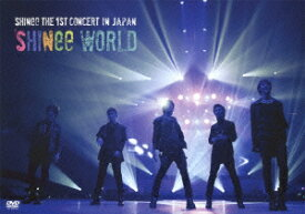 SHINee THE 1ST CONCERT IN JAPAN SHINee WORLD [ SHINee ]