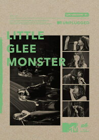 MTV unplugged : Little Glee Monster【Blu-ray】 [ Little Glee Monster ]