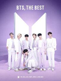 BTS, THE BEST (初回限定盤C 2CD+フォトブックレット) [ BTS(防彈少年團) ]