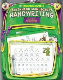 Beginning Manuscript Handwriting, Grade K