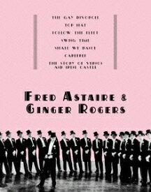 フレッド・アステア&ジンジャー・ロジャース Blu-ray BOX【Blu-ray】 [ フレッド・アステア ]
