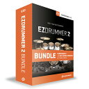 EZ DRUMMER 2 BUNDLE TT053