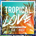 TROPICAL LOVE THE BEST MIX of SUMMER R&B × HOUSE [ (V.A.) ]