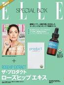 ELLE JAPON (エル・ジャポン) 2019年 08月号 × 「product」ローズヒップエキス 特別セット
