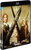 X-ファイル シーズン9<SEASONS ブルーレイ・ボックス>【Blu-ray】