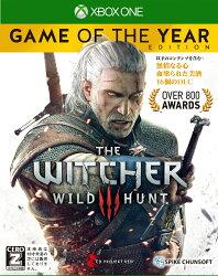 ウィッチャー3 ワイルドハント ゲームオブザイヤーエディション XboxOne版