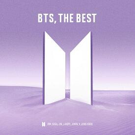 BTS, THE BEST (通常盤 2CD) [ BTS(防彈少年團) ]