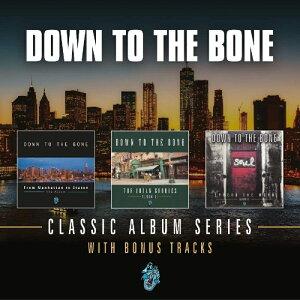 【輸入盤】Classic Album Series: From Manhattan To Staten (3CD) [ Down To The Bone ]