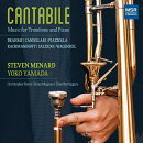 【輸入盤】Cantabile-music For Trombone & Piano: Menard(Tb) Yoko Yamada(P) Etc