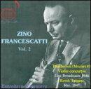【輸入盤】Violin Concerto. / .3: Francescatti, Cluytens / Paris Conservatory.o(Vol.2)
