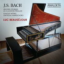 【輸入盤】Famous Works For Pedal Harpsichord: Beausejour