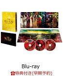 【早期予約特典】空海ーKU-KAI-美しき王妃の謎 プレミアムBOX(妖猫ポストカードセット 2枚組)【Blu-ray】