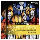 【輸入盤】三位一体の讃歌集 グラハム・ロス&ケンブリッジ・クレア・カレッジ合唱団