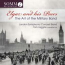 【輸入盤】Elgar & His Peers-the Art Of The Military Band: T.higgins / London Symphonic Concert Band