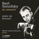 【輸入盤】Berl Senofsky: In Concert At Expo 1958 Brussels