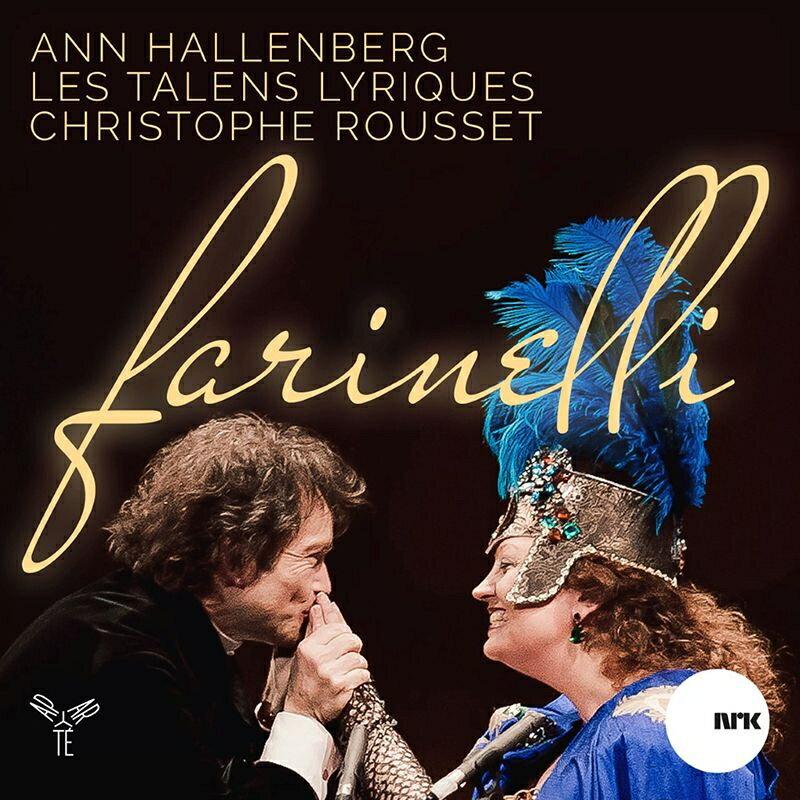 【輸入盤】『ファリネッリ・ア・ポートレート〜ライヴ・イン・ベルゲン』 アン・ハレンベリ、クリストフ・ルセ&レ・タラン・リリク [ Baroque Classical ]