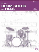 Drum Solos and Fill-Ins for the Progressive Drummer, Bk 2