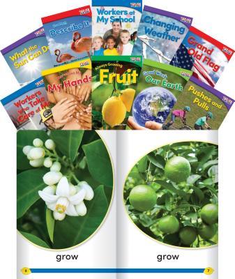 Time for Kids Informational Text Grade K Readers 30-Book Set PREPAK-TIME FOR KIDS INFORMATI (Nonfiction Readers) [ Teacher Created Materials ]
