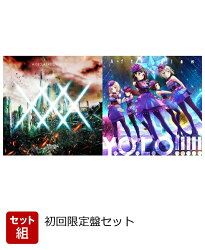 【2形態同時購入特典】A DECLARATION OF ××× (初回限定盤)&Y.O.L.O!!!!! (初回限定盤) (特典Blu-ray付…