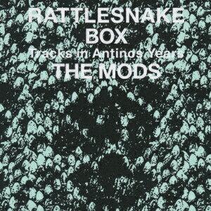 RATTLESNAKE BOX THE MODS Tracks in Antinos Years [ モッズ ]
